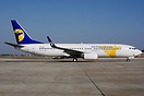 MIAT Mongolian Airlines have recently painted their Boeing 737-800 int...