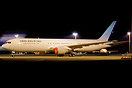 This Chilean 767 brought the President of Chile to Japan, and it is se...
