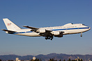 The Boeing E-4 Advanced Airborne Command Post, with a project name of ...