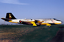 English Electric Canberra TT18