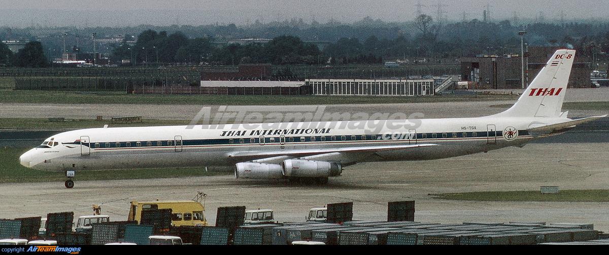 McDonnell Douglas DC-8...