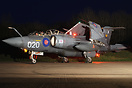 XX894 wears the markings of 809 NAS, which were applied at Lossiemouth...