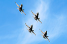 Flying display with A21-16, A21-30 and A21-7 at RNZAF 75th Anniversary...