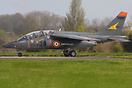 E105 Alpha Jet seen here ready to Depart RAF Leeming