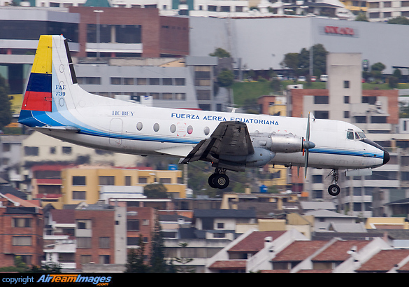 Hawker Siddeley HS-748 Srs2A