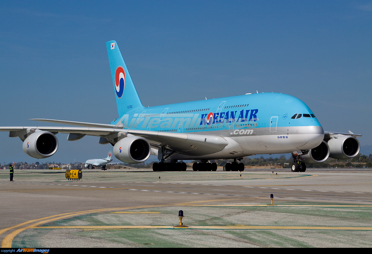Korean Air Planes and Seat Maps