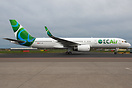 This former Privatair a/c is the first Boeing 757 for EC Air - Equator...