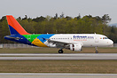 First Airbus A319 for Eritrean Airlines
