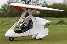 The new P & M Aviation PulsR is an all composite trike unit with a new...