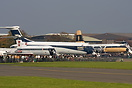 Overview of some of the larger outside classic British airliners that ...