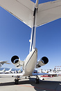 Grumman Gulfstream III fitted with Hubbard Aviation Technologies QS3 H...