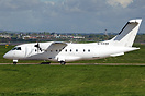 Dornier 328 G-CCGS operating Flybe's Dundee service in lieu of the usu...