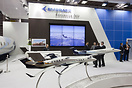 Embraer Executive Jets stand at EBACE 2012
