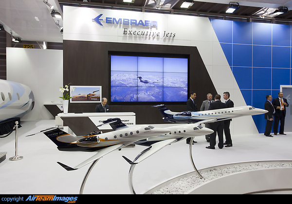 Exhibition Stand Quotation : Embraer executive jets airteamimages