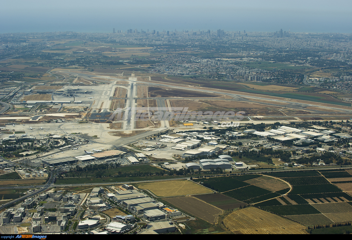 Tel Aviv Ben Gurion Airport Large Preview AirTeamImagescom