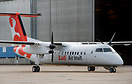 Air Inuit's new colors applied on one of their recently aquired Dash 8...