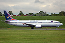 Royal Thai Air Force B737 HS-CMV was a surprise visitor to Birmingham ...