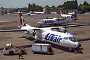 The newest additions to UTAir Ukraine fleet.