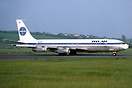 Pan Am Boeing 707-321B N453PA named 'Clipper Universe' seen here about...