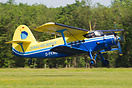 Donau Air Service Antonov An-2 D-FKME at La Ferte-Alais.
