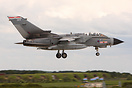 Tornado GR4 ZA447 with full 41 squadron markings at Waddington Airshow...