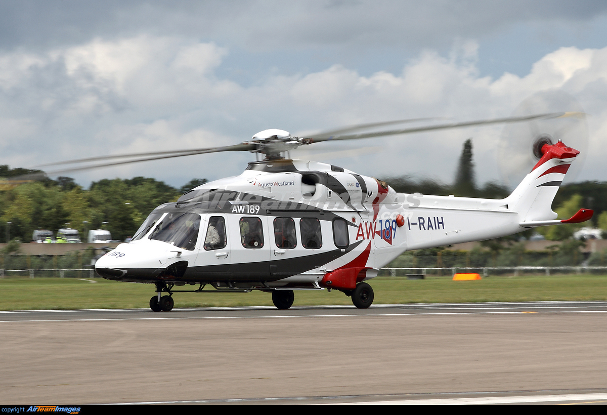 AgustaWestland AW-189 - Large Preview - AirTeamImages.com