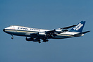 Basic Seaboard World Airlines livery with additional VIASA and Saudia ...
