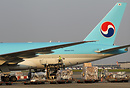 The second B777F for Korean Air Cargo delivered on 29/06/2012.