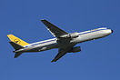 This Boeing 767 EI-CRF has been painted in a new 'retro' Condor scheme...