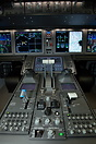 Irkut MS-21 flight deck