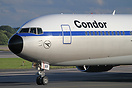 This Boeing 767 EI-CRF has been painted in a new Condor retro scheme. ...