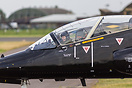 RAF 100Sqn British Aerospace Hawk T1A XX189 from Leeming Taxiing for t...