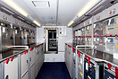 Lower Deck Airbus A340-600 Galley