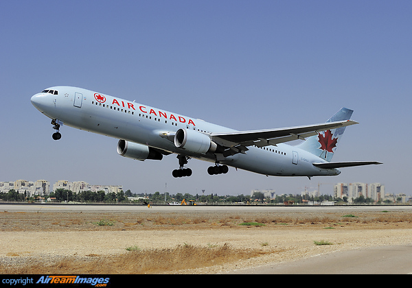 Boeing 767-333/ER (C-GHLU) Aircraft Pictures & Photos ... - photo#6
