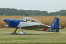 Van's RV-8 G-RVMZ flown by Alister Kay of the RV8tors display team at ...