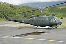 AB205A-1 613 of 3340 Helicopter Regiment at Tirana-Farke is ex Italian...