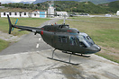 AB206C-1 601 of 3340 Helicopter Regiment at Tirana-Farke is ex Italian...