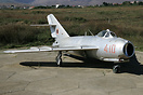 Shenyang F-5 4-10, c/n 1027, is the Chinese built version of the MiG-1...