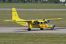 This Channel Islands Air Search BN-2 Islander G-CIAS is based in Guern...