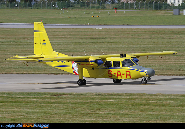 Britten-Norman Islander (G-CIAS) Aircraft Pictures & Photos
