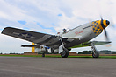 North American P-51D Mustang 'Janie' seen here attending the annual Wi...