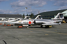 F-104J 46-8633 of the APW (JASDF - Air Proving Wing) at Gifu in 1979.