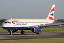 Former BMI Airbus A320 G-MIDS now in full British Airways scheme.