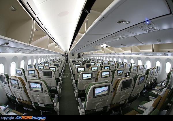 Boeing 787 860 dreamliner et aoq aircraft pictures for Interior zaventem