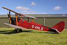 This 1944-vintage Tiger Moth was a participant at the 2012 Great North...