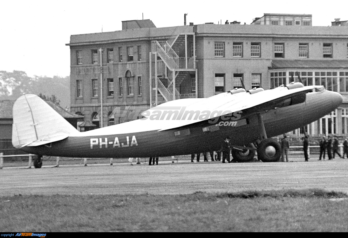 Fokker F 36 Large Preview Airteamimages Com