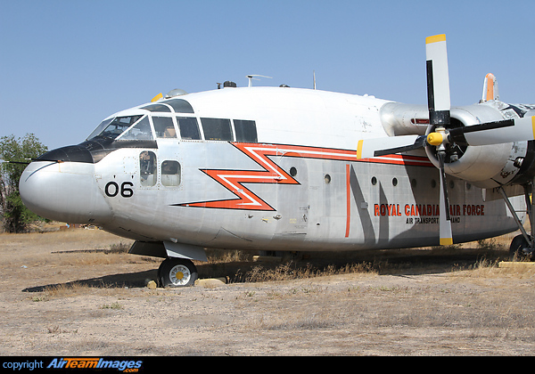 Fairchild C-119G Flying Boxcar (06) Aircraft Pictures ...