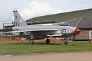 English Electric Lightning F3 XP765 saw active service in Singapore an...