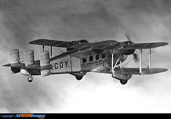 Boulton Paul P.71A (G-ACOY) Aircraft Pictures & Photos ...