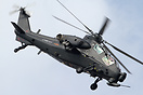 CAIC WZ-10 is a conventional attack helicopter layout, with the pilot ...